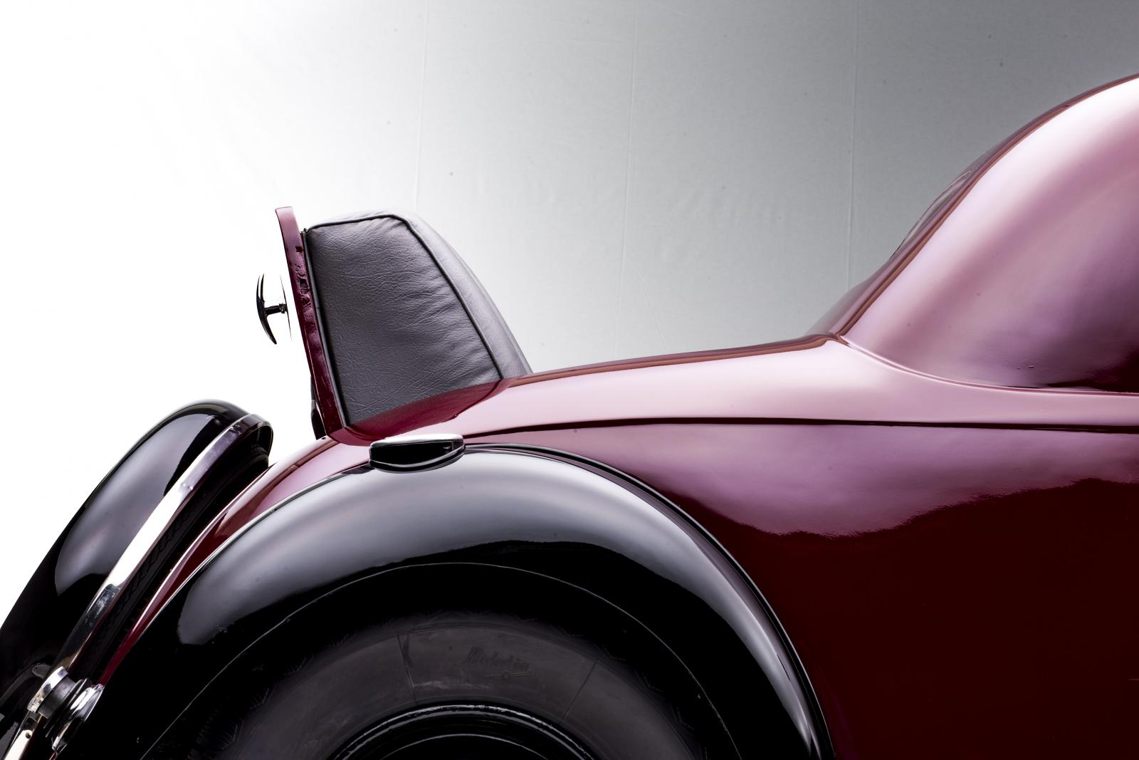 Traction 7B «Faux-Cabriolet»