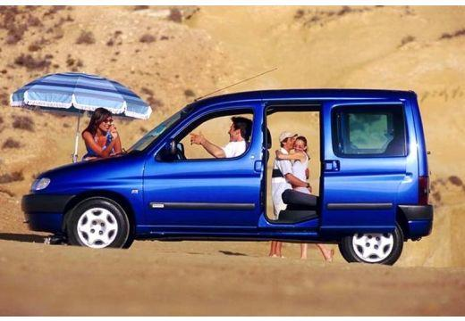 Berlingo Le Grand Bleu του 1998