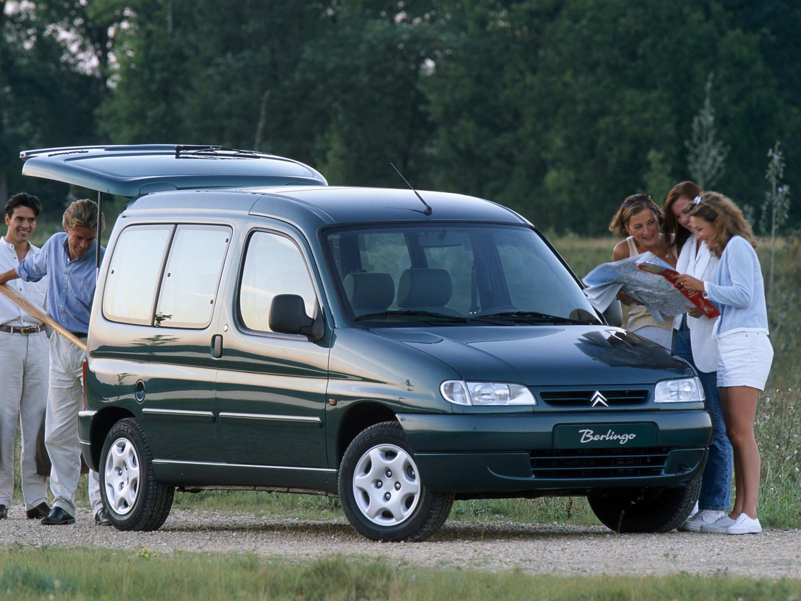 Berlingo Multispace του 1996