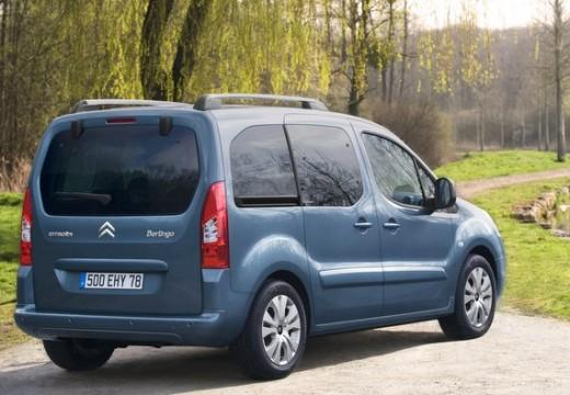 Berlingo Multispace του 2008, πίσω ¾
