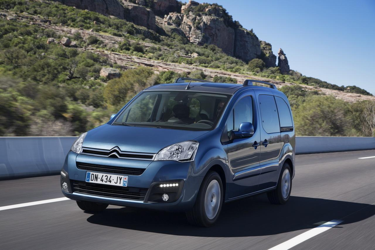 Berlingo Multispace του 2015