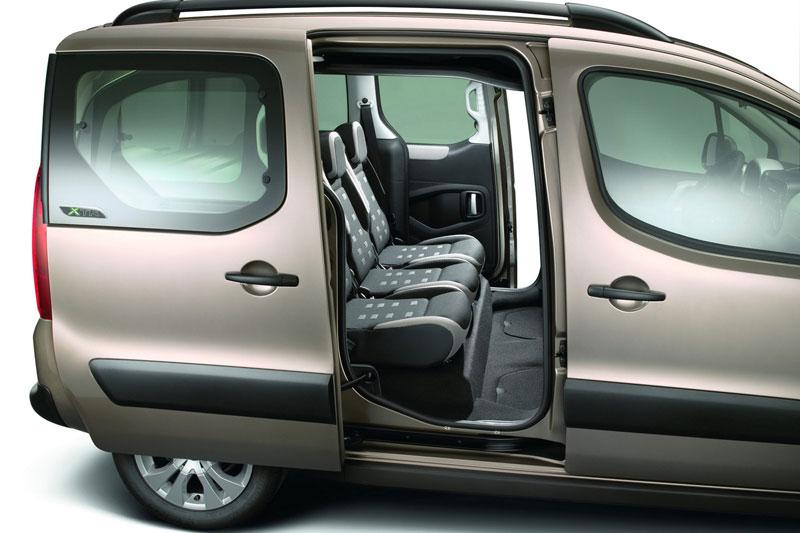 Berlingo Multispace XTR του 2012