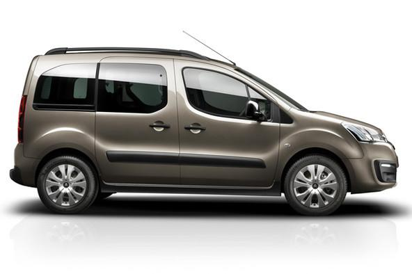 Berlingo Multispace XTR του 2015, προφίλ