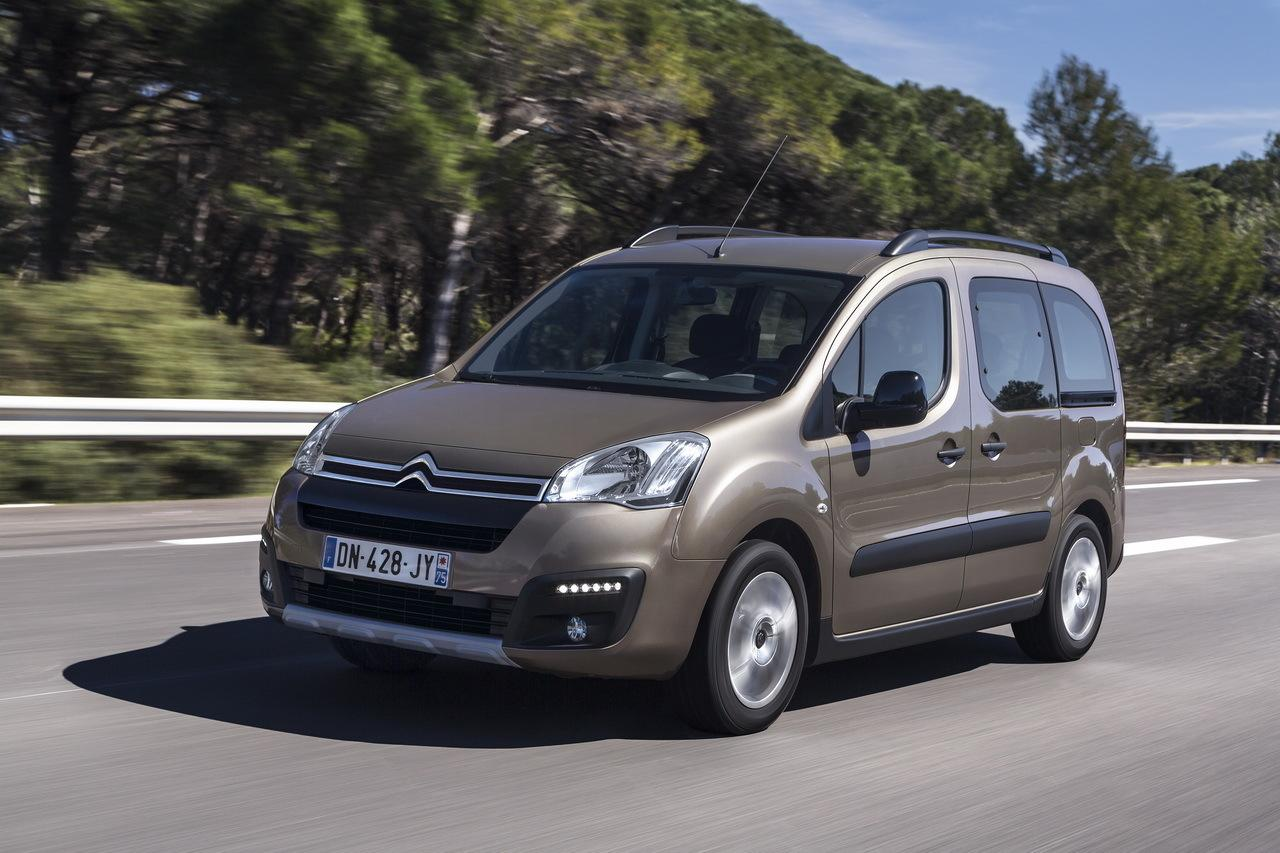 Berlingo Multispace XTR του 2015