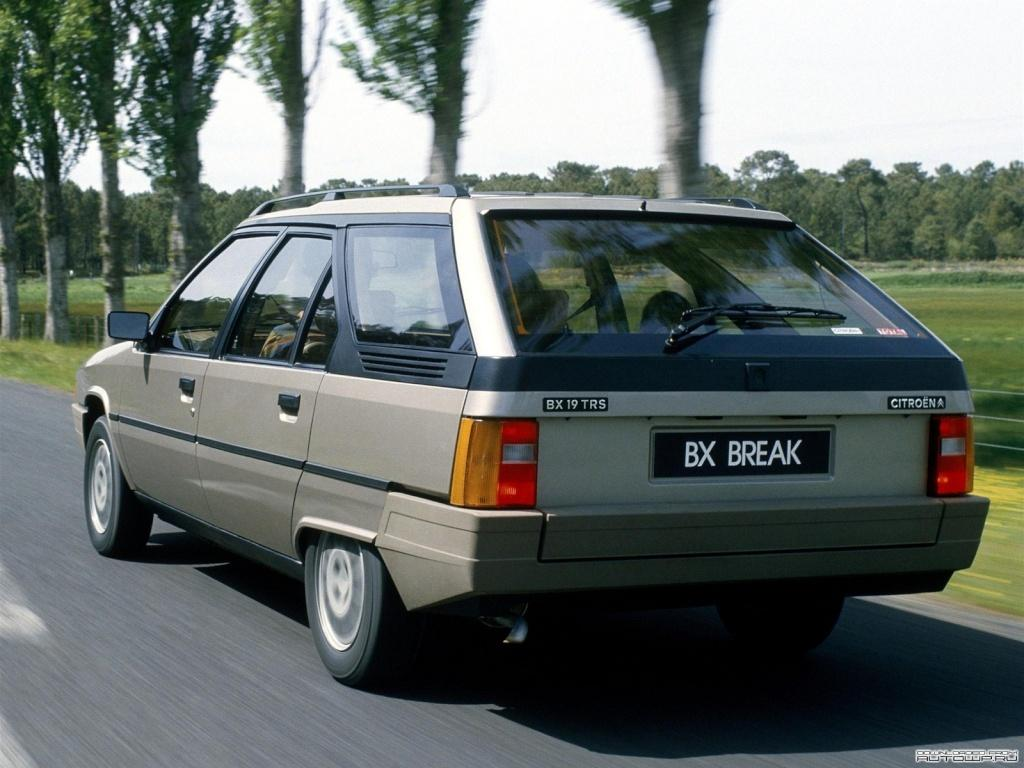 BX 19 TRS Station-wagon