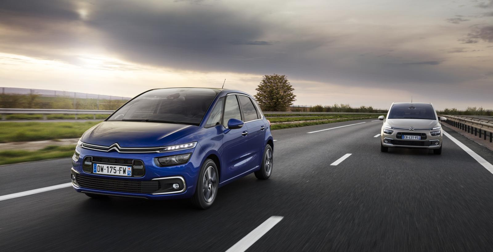 Grand C4 Picasso Shine του 2016 και Grand C4 Picasso του 2016