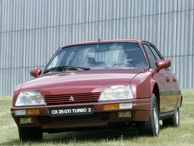 CX 25 GTi Turbo 2 του 1986