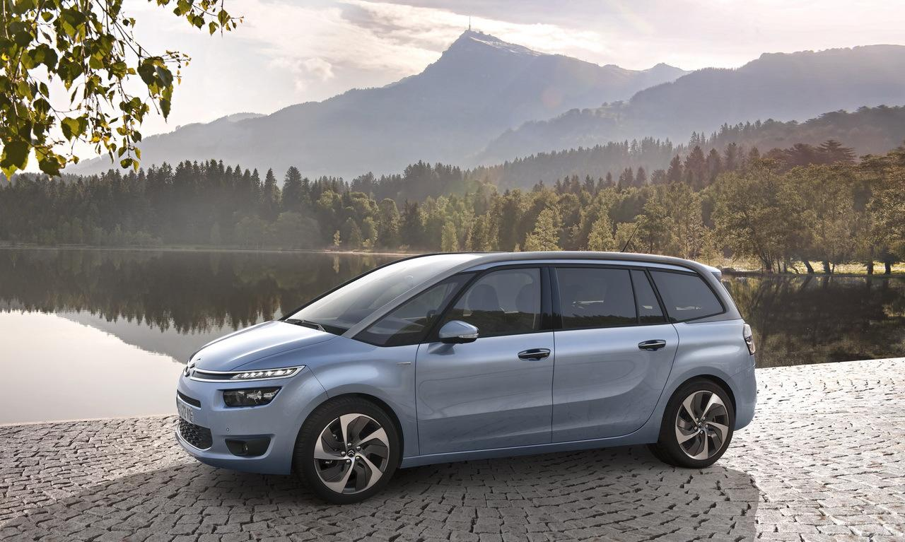 Grand C4 Picasso του 2013