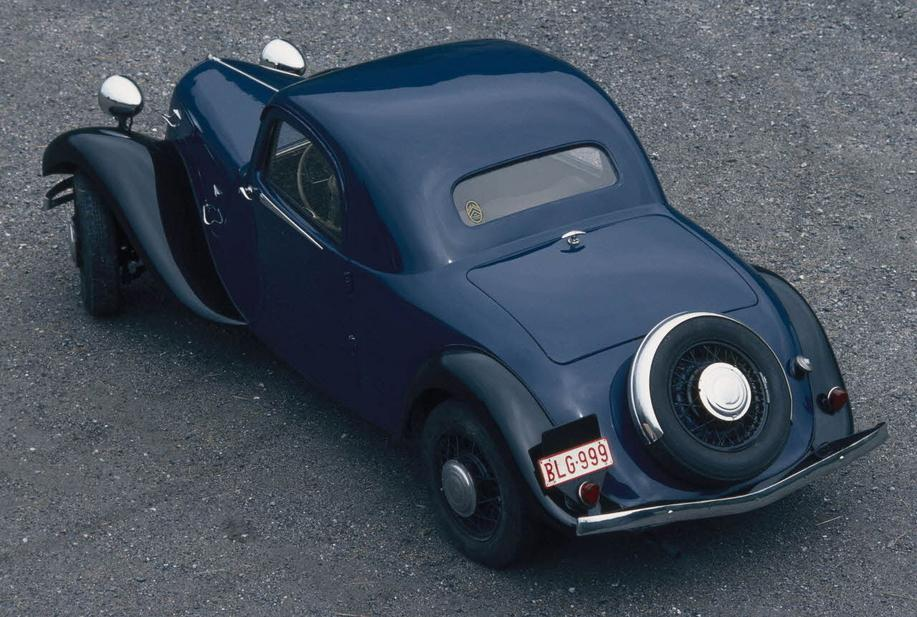 Traction 11B «Faux-Cabriolet» του 1937