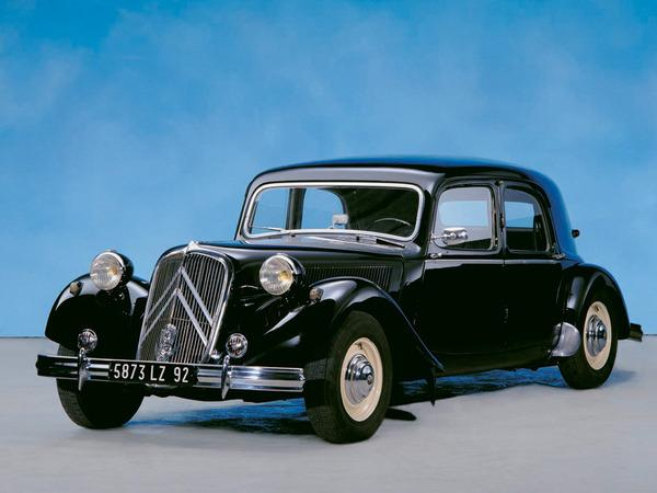 Traction 15 SIX D του 1952