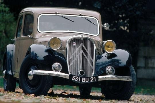 Traction 7C του 1935