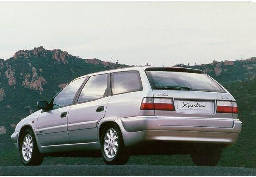 Xantia Break 2.0i 16V Exclusive 1998 m.
