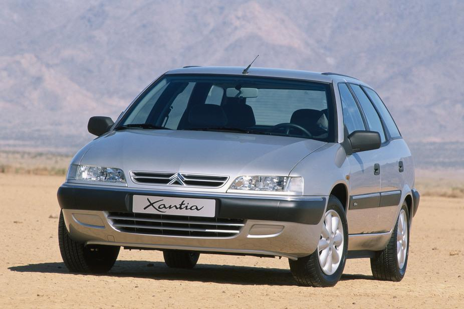 Xantia Break 2.0i 16V SX 1998 m.
