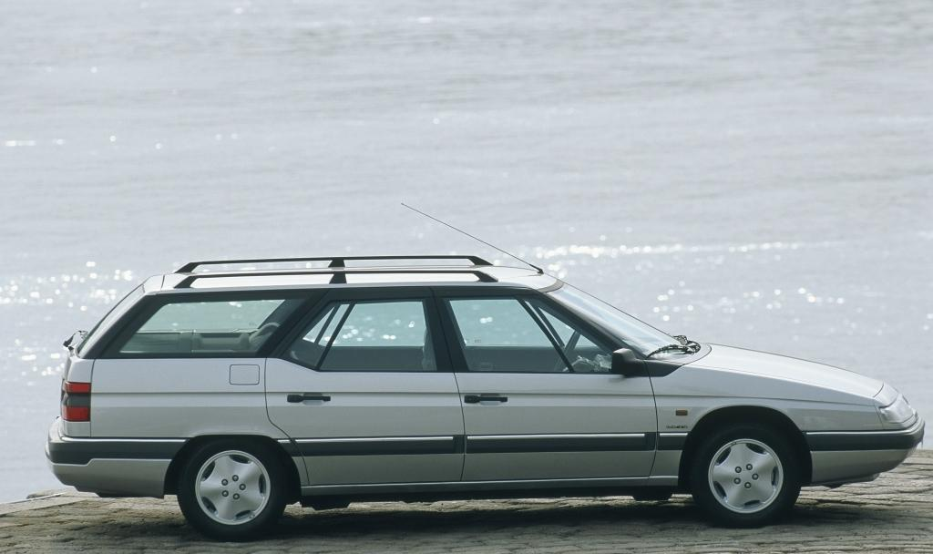 XM Station-wagon Turbo D12 Ambiance του 1991