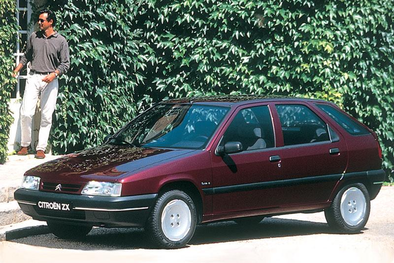 ZX Berline Avantage Turbo D του 1995