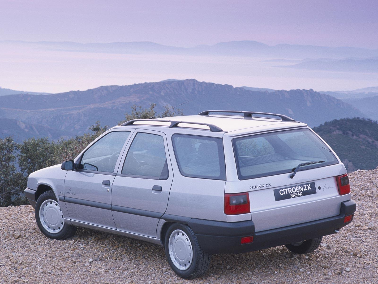 ZX Station-wagon